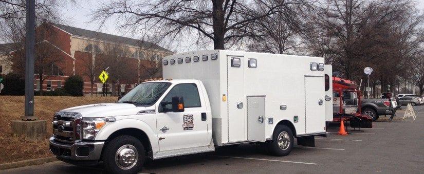 2015 Braun Signature Series Ford Type I Ambulance
