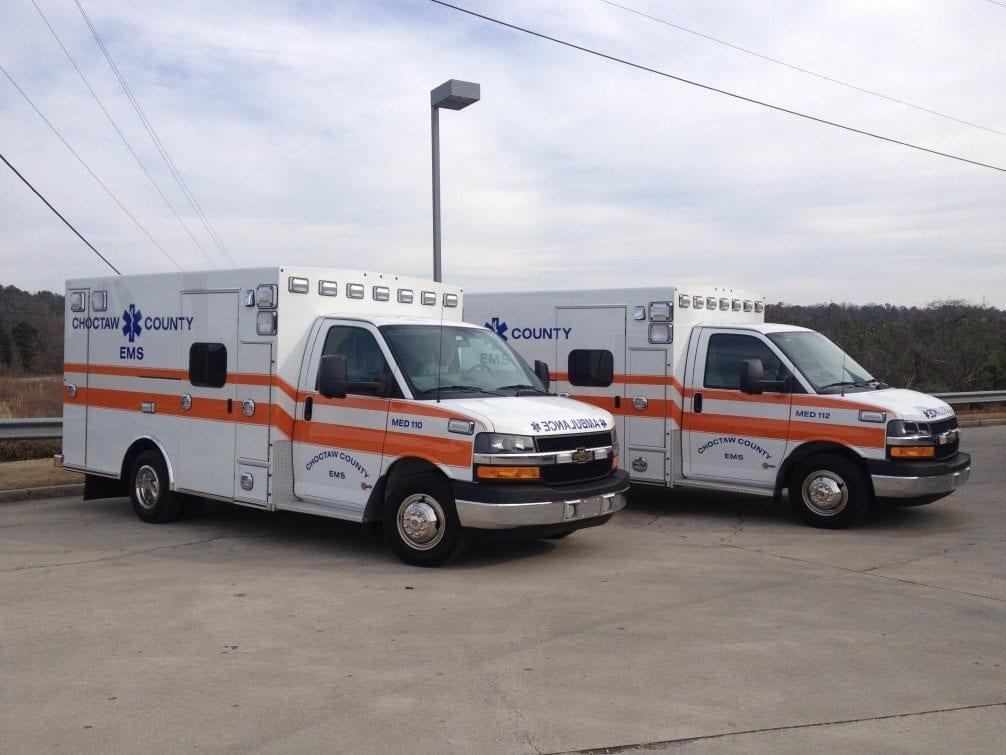 Choctaw EMS - AL - Braun Signature G3500