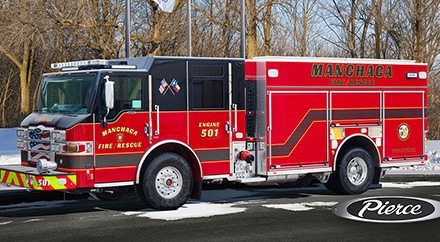 Monroe Truck Equipment >> Pierce Fire Trucks - Emergency Equipment - EEP