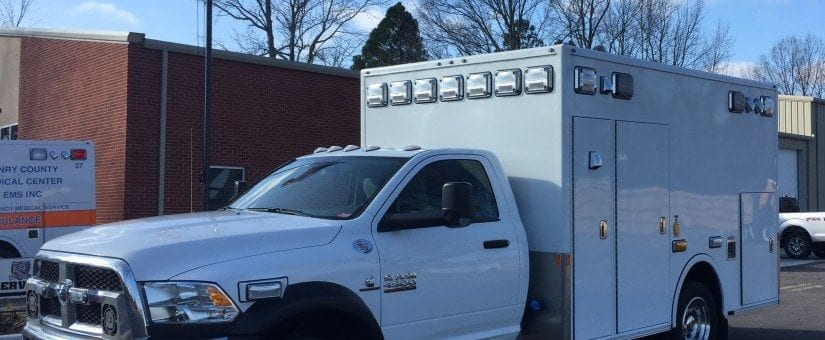 Demers Dodge Ram MXP150 Ambulance